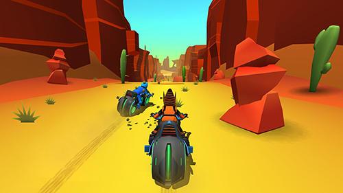 Arcade-Spiele Faily rider für das Smartphone