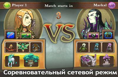 La Puissance et La Magie: Le Conflits des Héros en russe