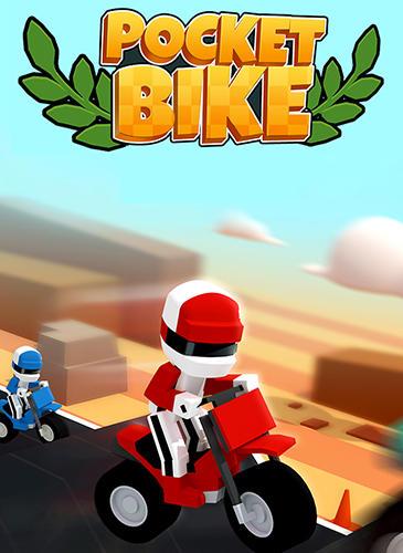Pocket bike screenshot 1