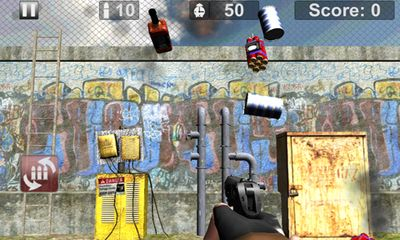 d'arcade Street gunner pour smartphone