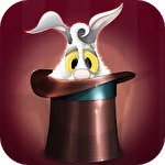 Hare in the hat icon