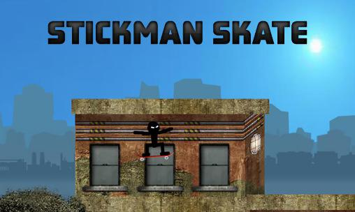 Stickman skatecapturas de pantalla