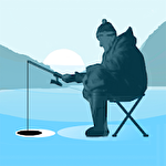 Winter fishing 3D 2 ícone