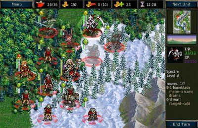 RPG Schlacht von Wesnoth: DIe dunklen Horden auf Deutsch