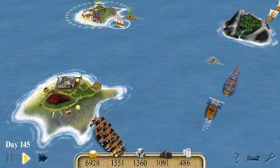 Sea Empire 3 für Android