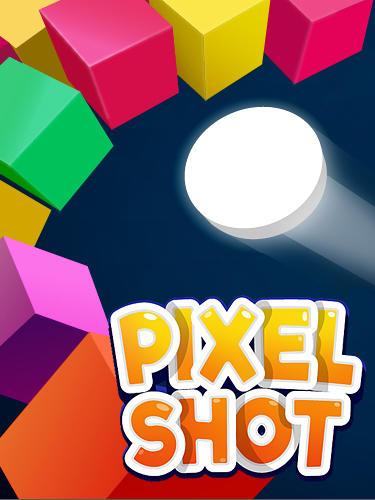 Pixel shot 3D Screenshot