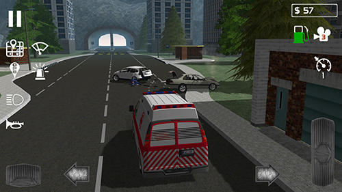Emergency ambulance simulator für Android