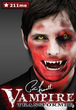 логотип Вампирский  трансформер