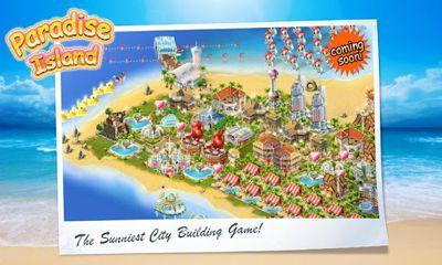 Wirtschaftsspiele Paradise Island auf Deutsch