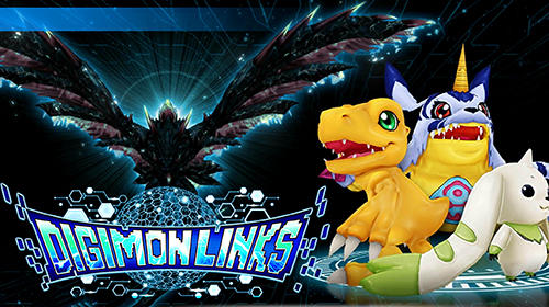 Скриншот Digimon links на андроид
