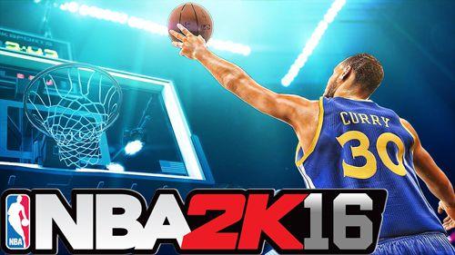 логотип НБА 2К16