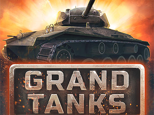 Grand tanks: Tank shooter game captura de pantalla 1
