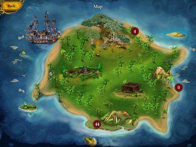 Los misterios de los piratas para iPhone gratis