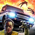 Zombie road escape: Smash all the zombies on road Symbol