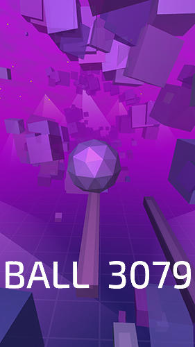 Ball 3079 V3: One-handed hardcore game Screenshot