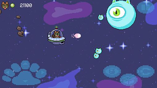 Lil bub's hello Earth для Android