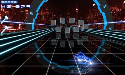 Neon City screenshot 2