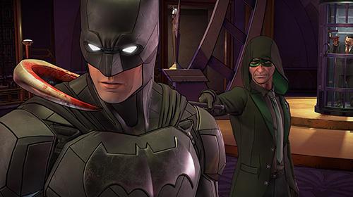Screenshot Batman: Der Feind im Innern auf dem iPhone