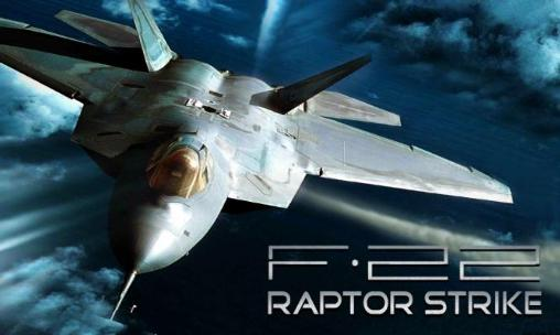 F-22 Raptor strike: Jet fighter Symbol