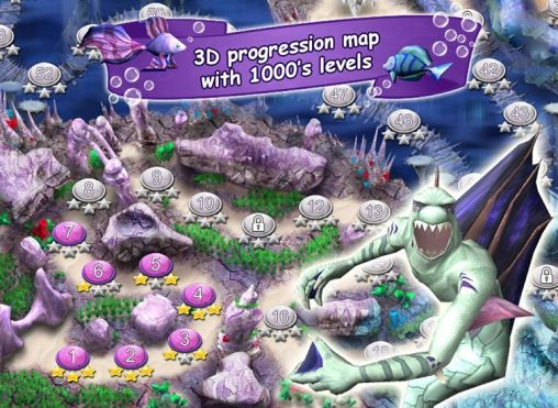 Winx club: The mystery of the abyss для Android