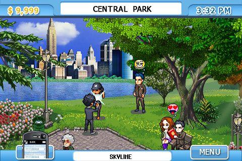模拟:下载New York nights: Success in the city到您的手机