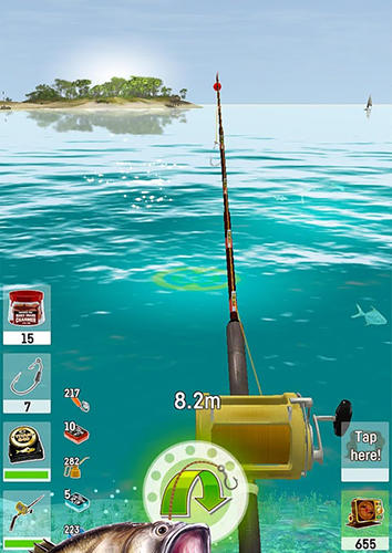 The fishing club 3D for Android