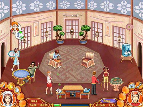 Jane's hotel 2: Family hero capture d'écran 1