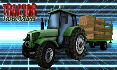 Tractor Farm Driver captura de pantalla 1