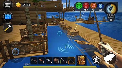 Ocean survival captura de tela 1