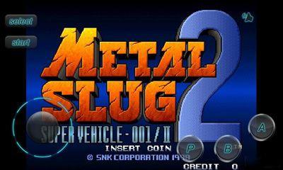 Metal Slug II Screenshot