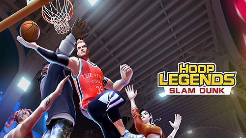 Hoop legends: Slam dunk Screenshot