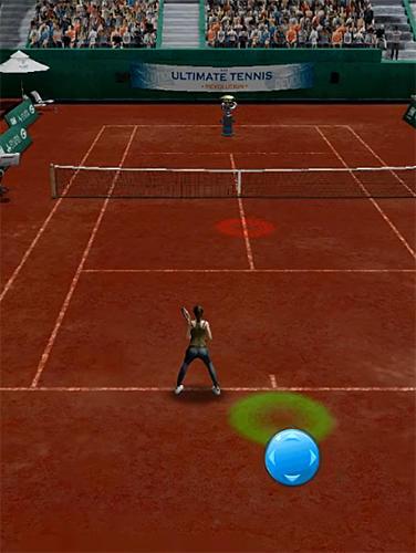 Tennis Ultimate tennis: Revolution auf Deutsch