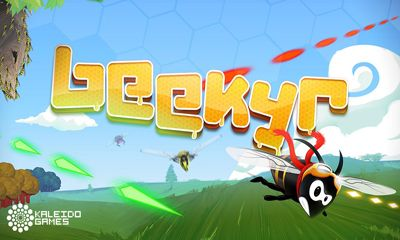 скріншот Beekyr Eco Shoot'em up
