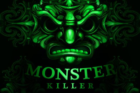 Screenshot Monster Killer auf dem iPhone