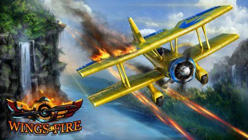 Wings on fire Screenshot