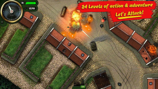 iBomber attack for Android