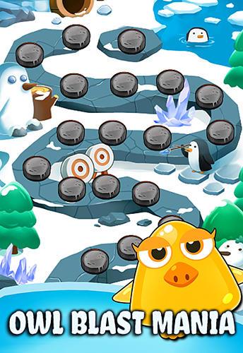 Owl blast mania Screenshot