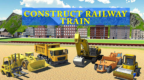 Construct railway: Train games Screenshot