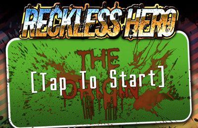 логотип Бесстрашный герой