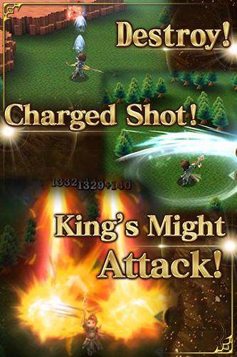 RPG King's knight for smartphone