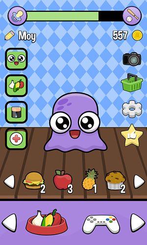 Simulator-Spiele Moy 2: Virtual pet game für das Smartphone