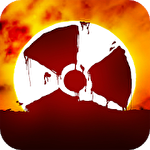 Nuclear sunset Symbol