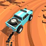 Drifting trucks: Rally racing icône
