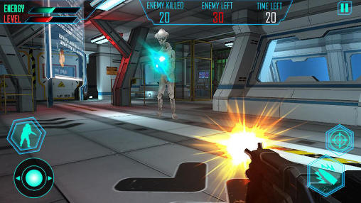 Alien space shooter 3D для Android