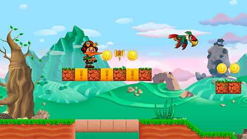 Super jump world captura de pantalla 1