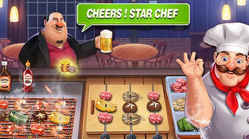 Juegos de arcade: descarga Cocina alegre: Fiebre de cocinero a tu teléfono