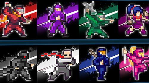 Ninja issen: New slash game для Android