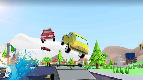 Dude theft auto: Open world sandbox simulator für Android