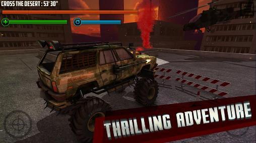 Arcade 3D battle truck für das Smartphone