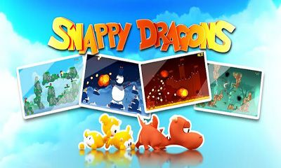 Snappy Dragons скриншот 1